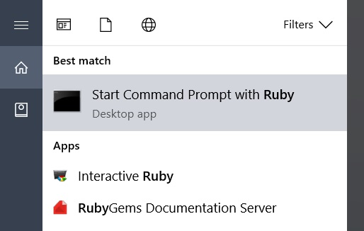 Ruby Prompt