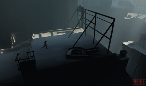 Inside, a 2.5D game by Playdead